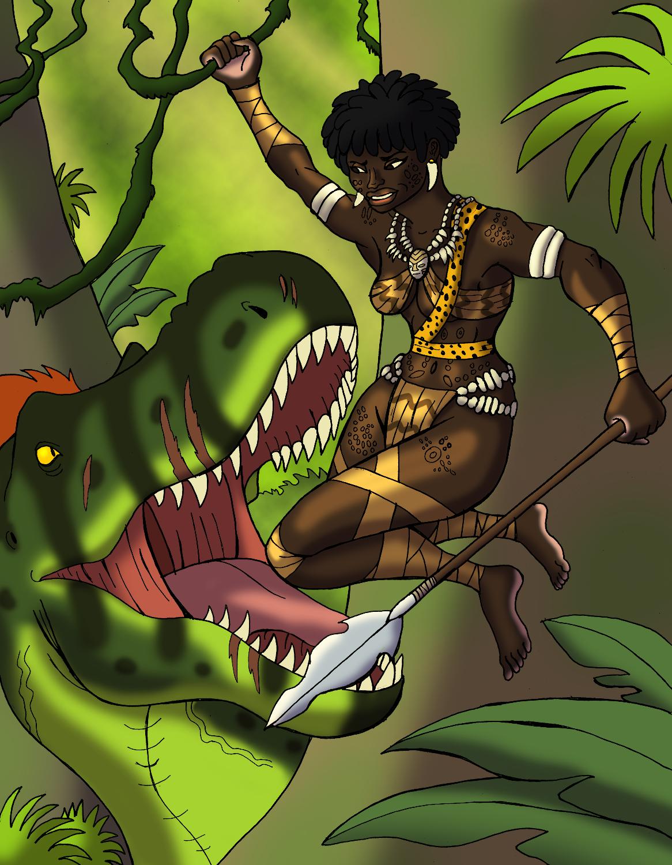 Bwanga and the Tyrant