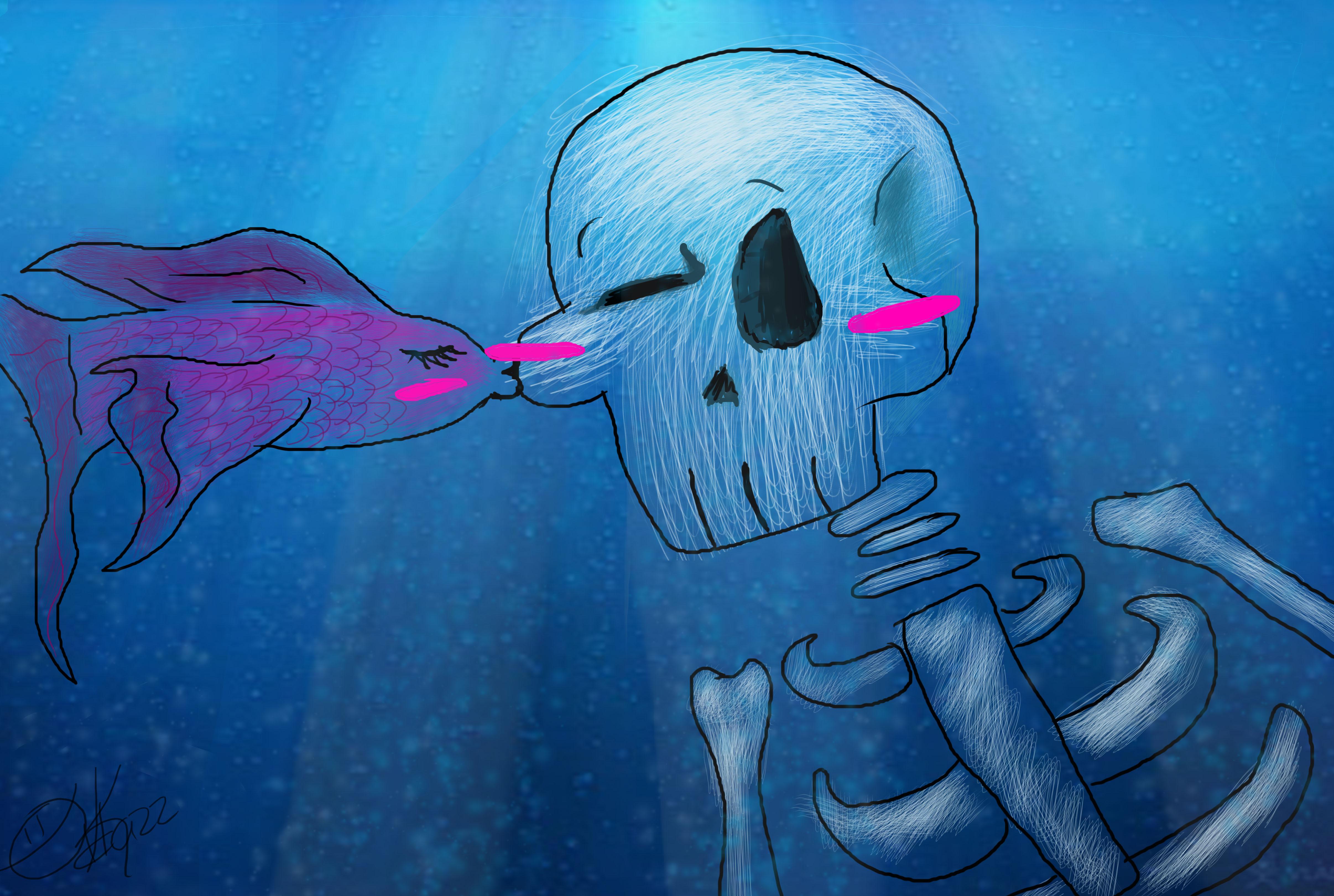 Skelly n Fish