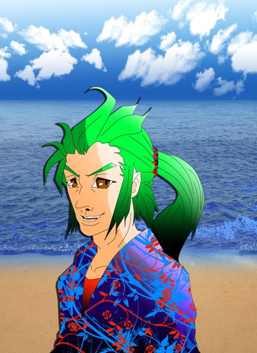 Mr. Yukari