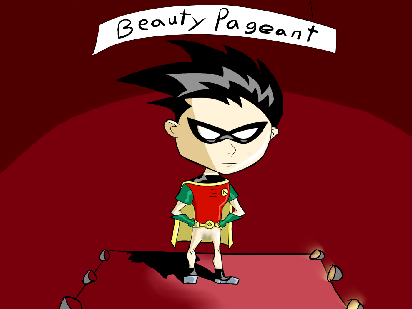 Robins Pageant