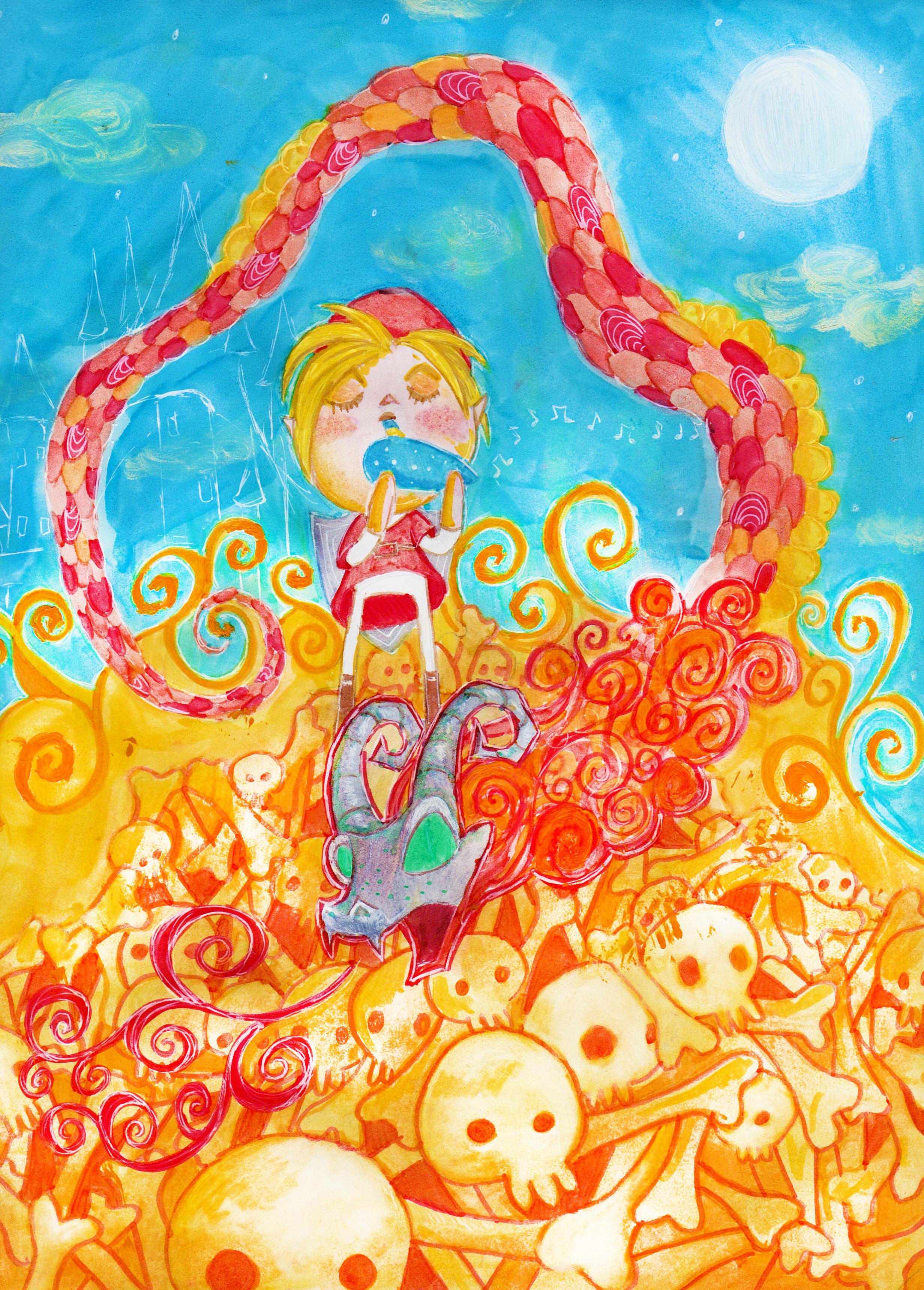 Bolero of Fire
