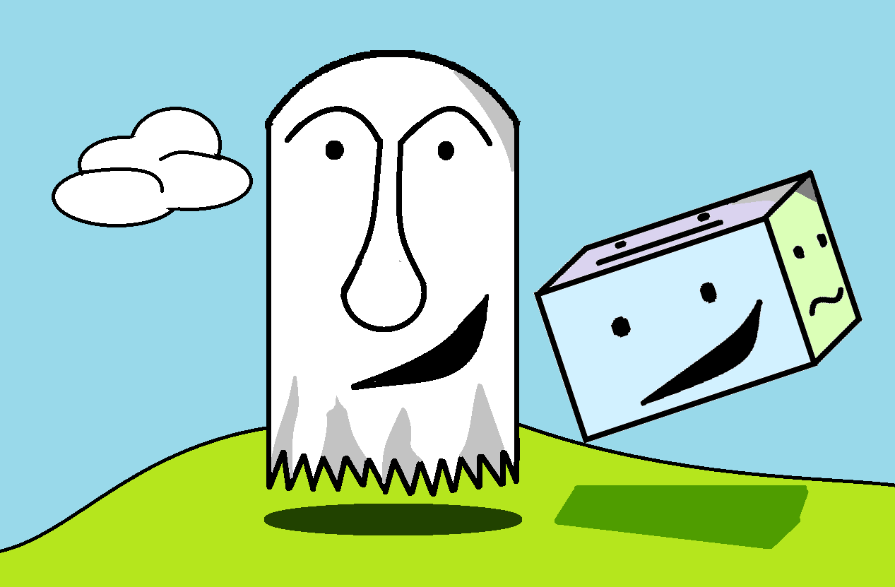 The Ghost and The Box