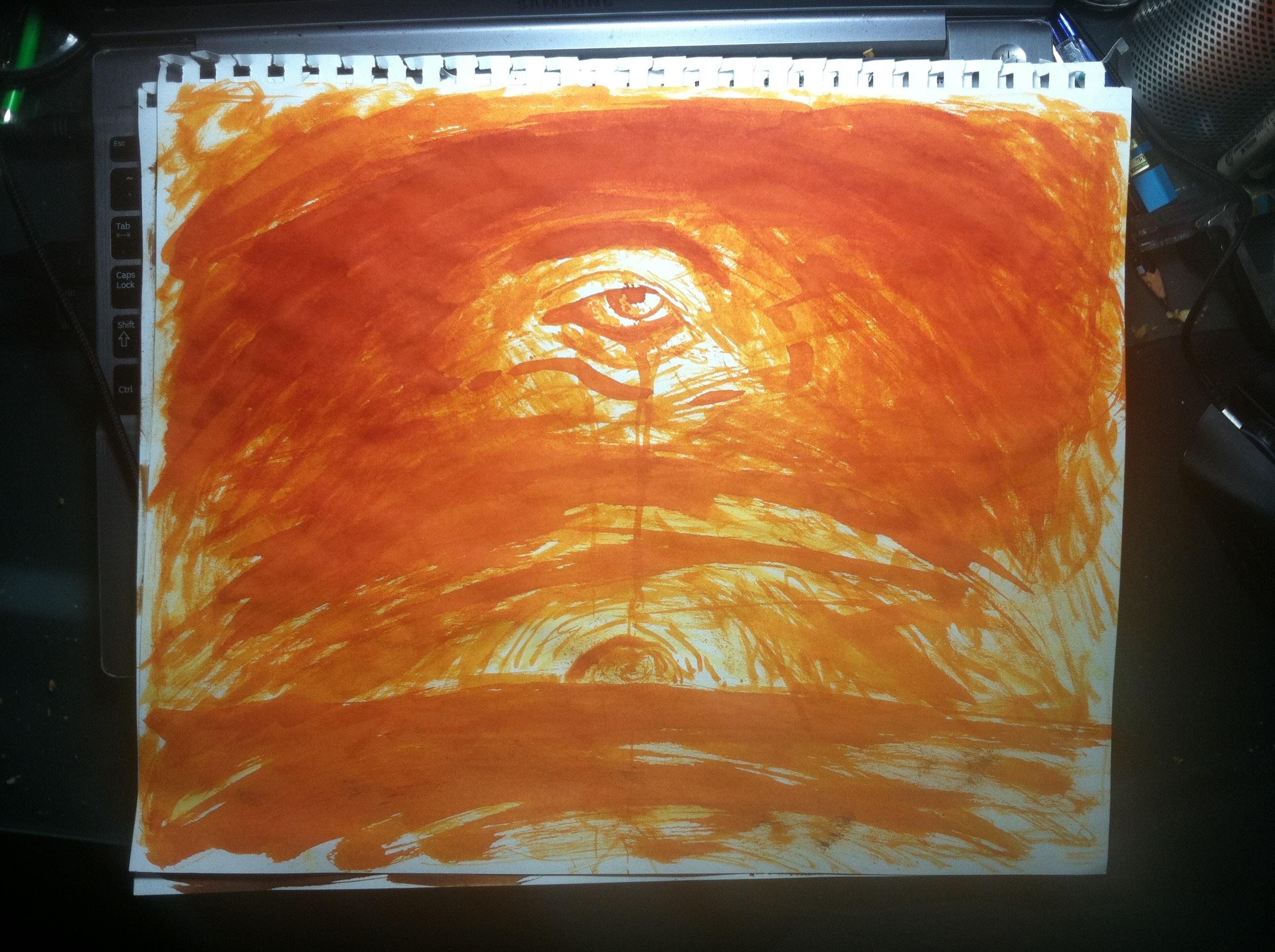 Apache Sunset Test