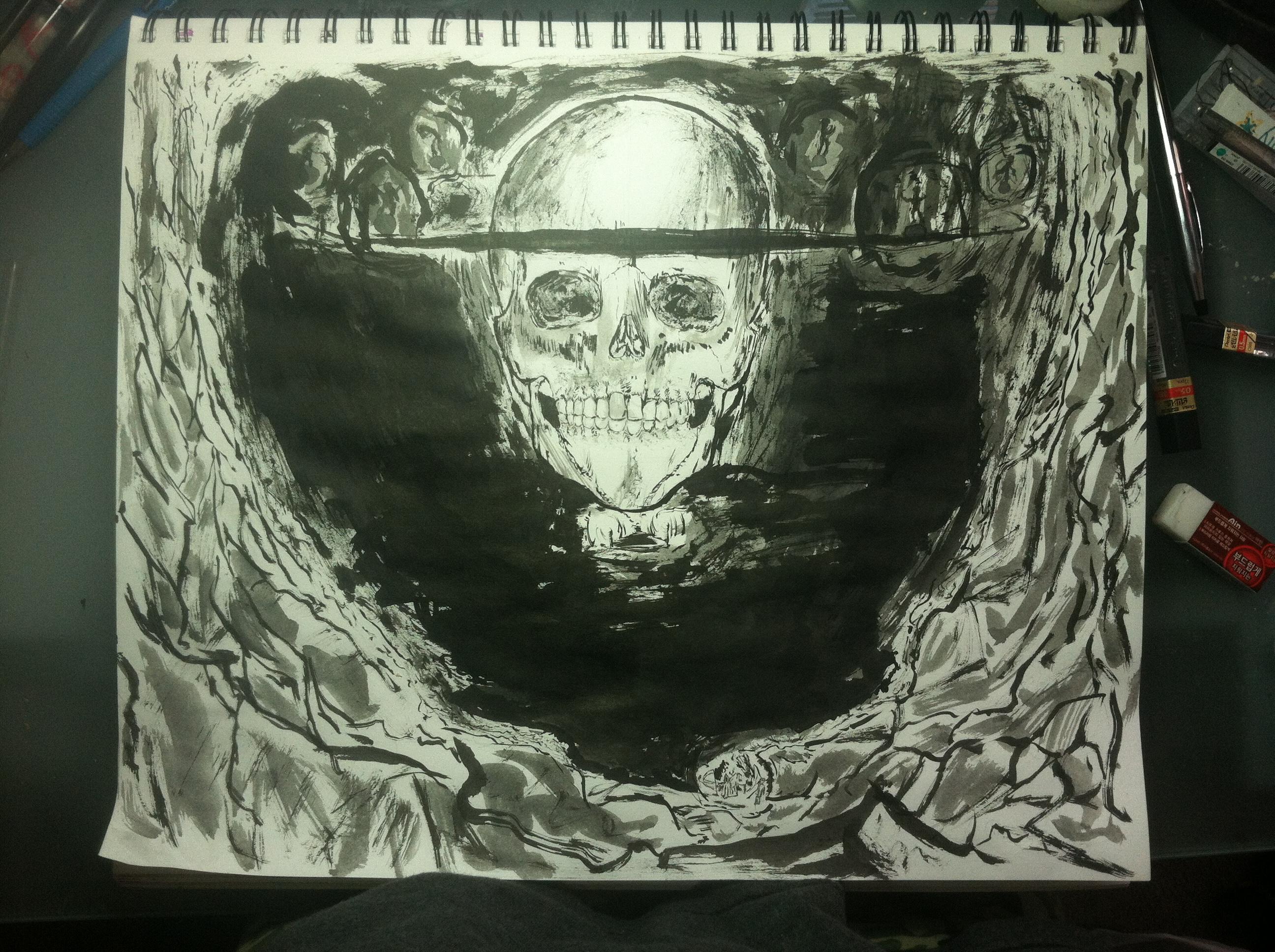 The Bardo of Death
