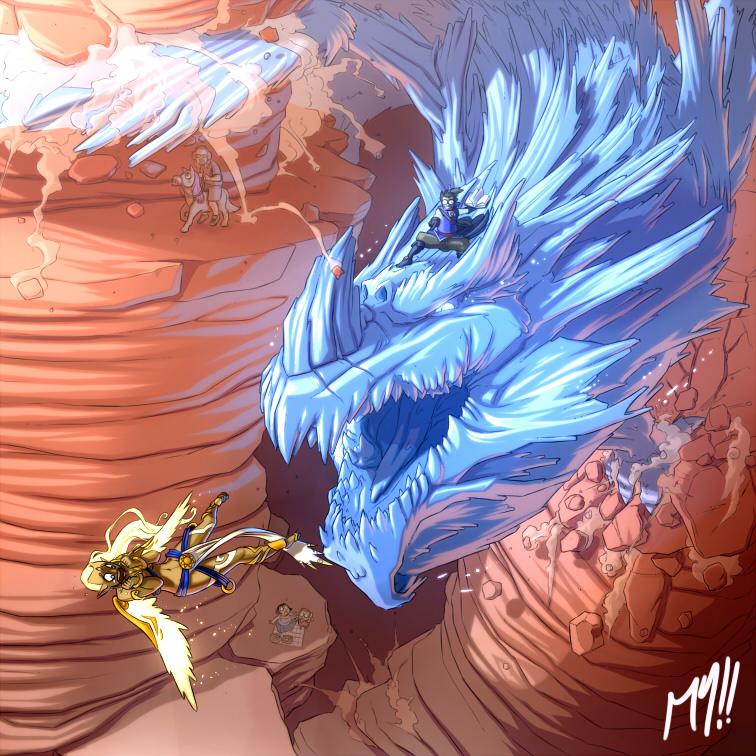 Eredan ITCG : DragonDeCristal