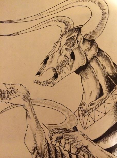 skull warlock