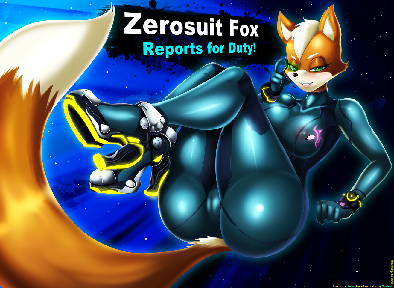 Zerosuit Fox