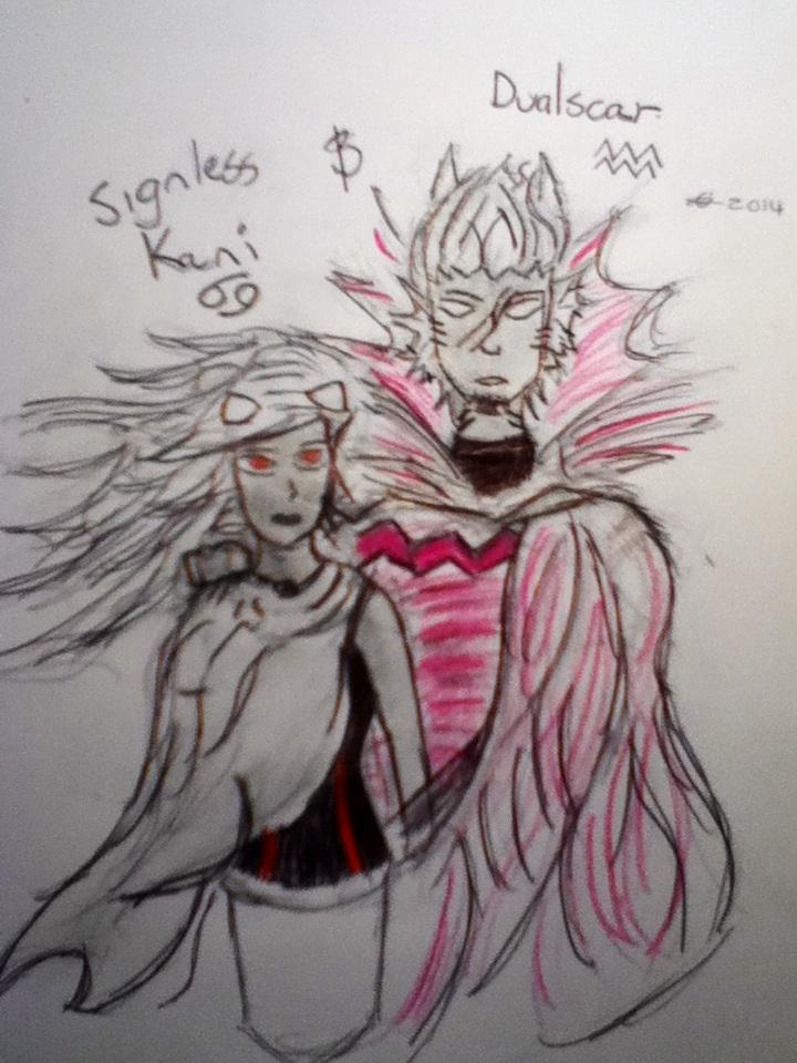 Signless Kani & Dualscar