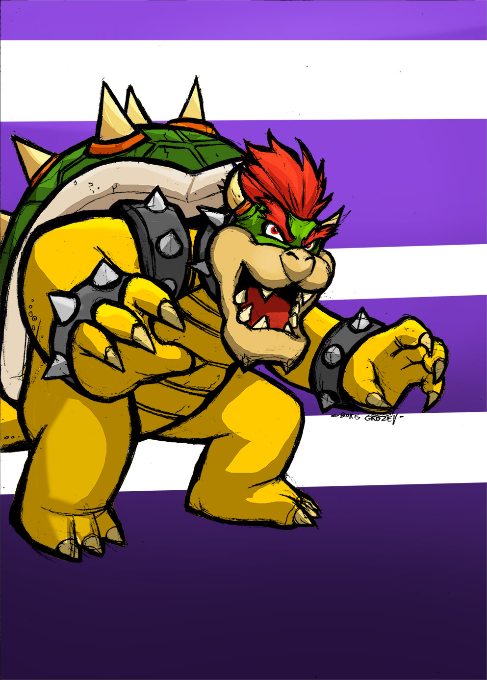 KING OF KOOPAS