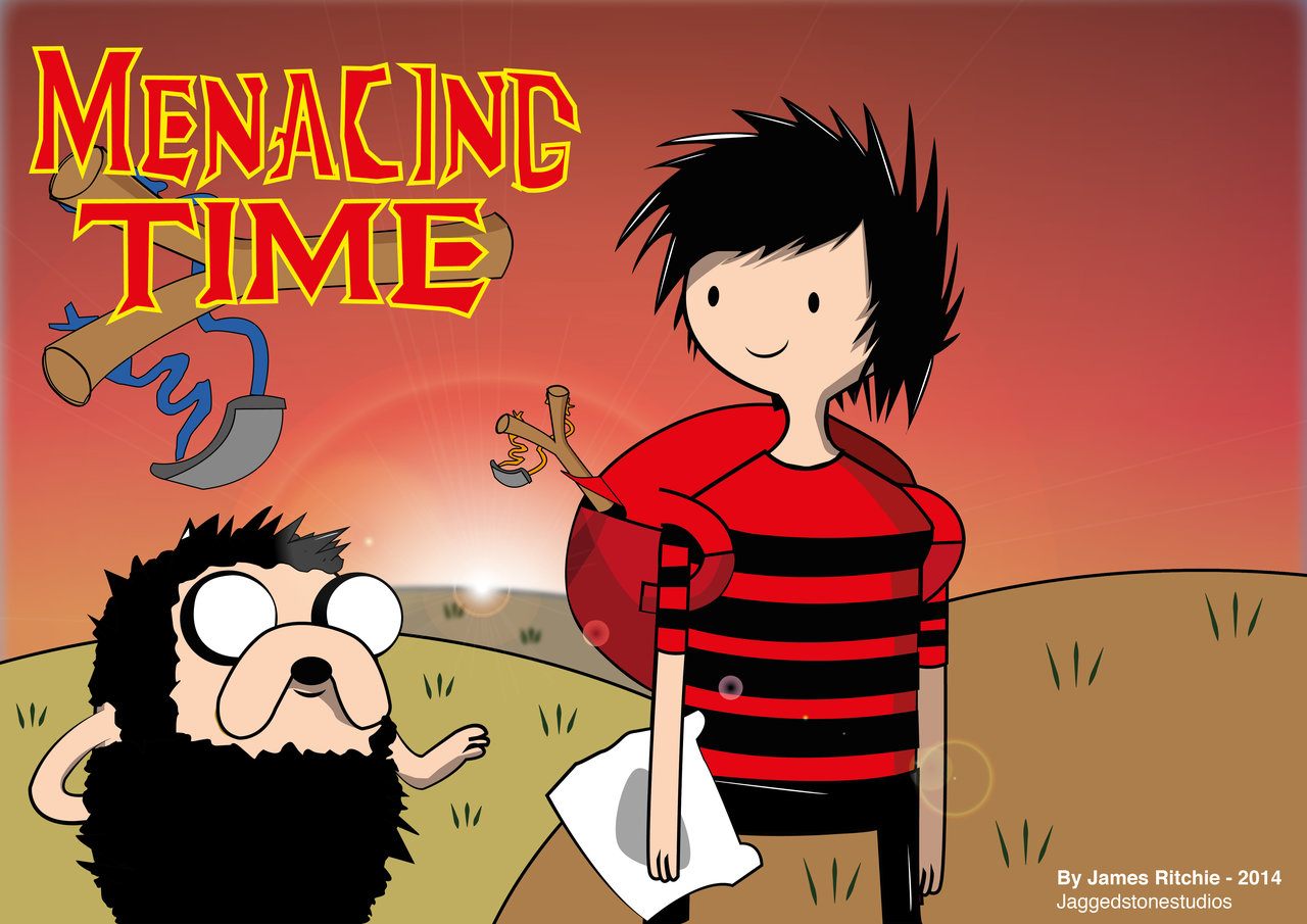 Adventure time: Menacing Time