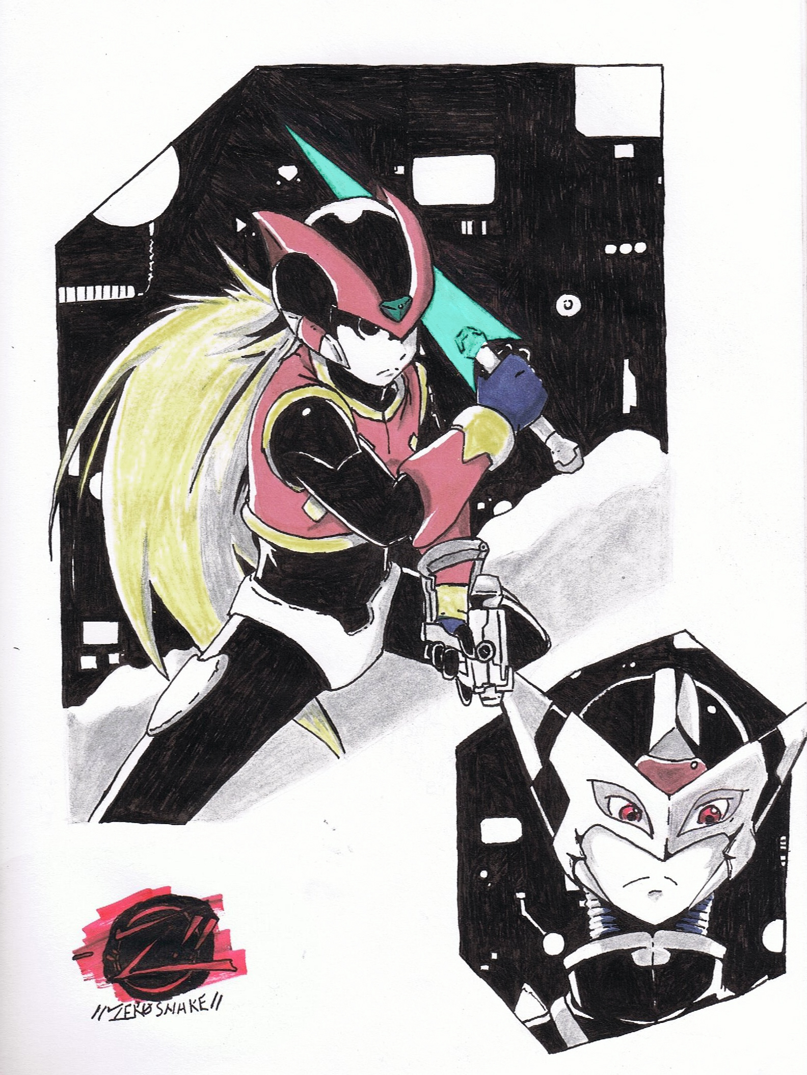 MMZ- Take down Phantom!