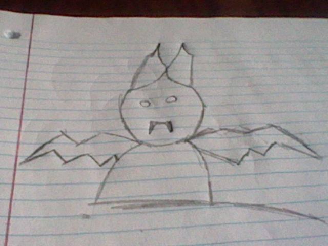 The Half-Bat