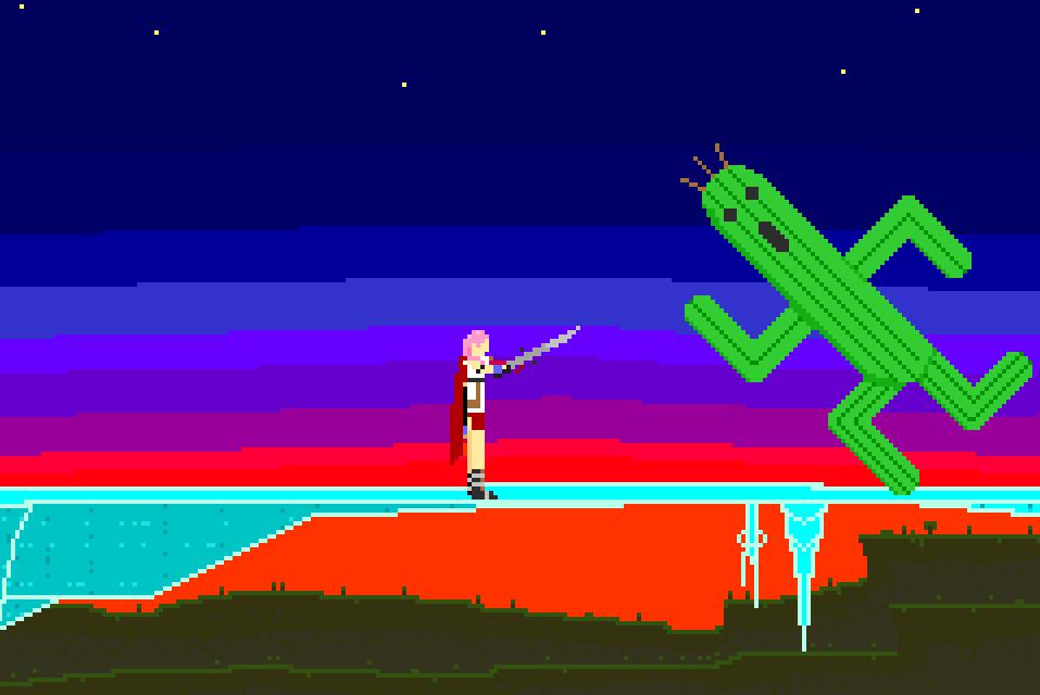 Lightning vs. Gigantuar