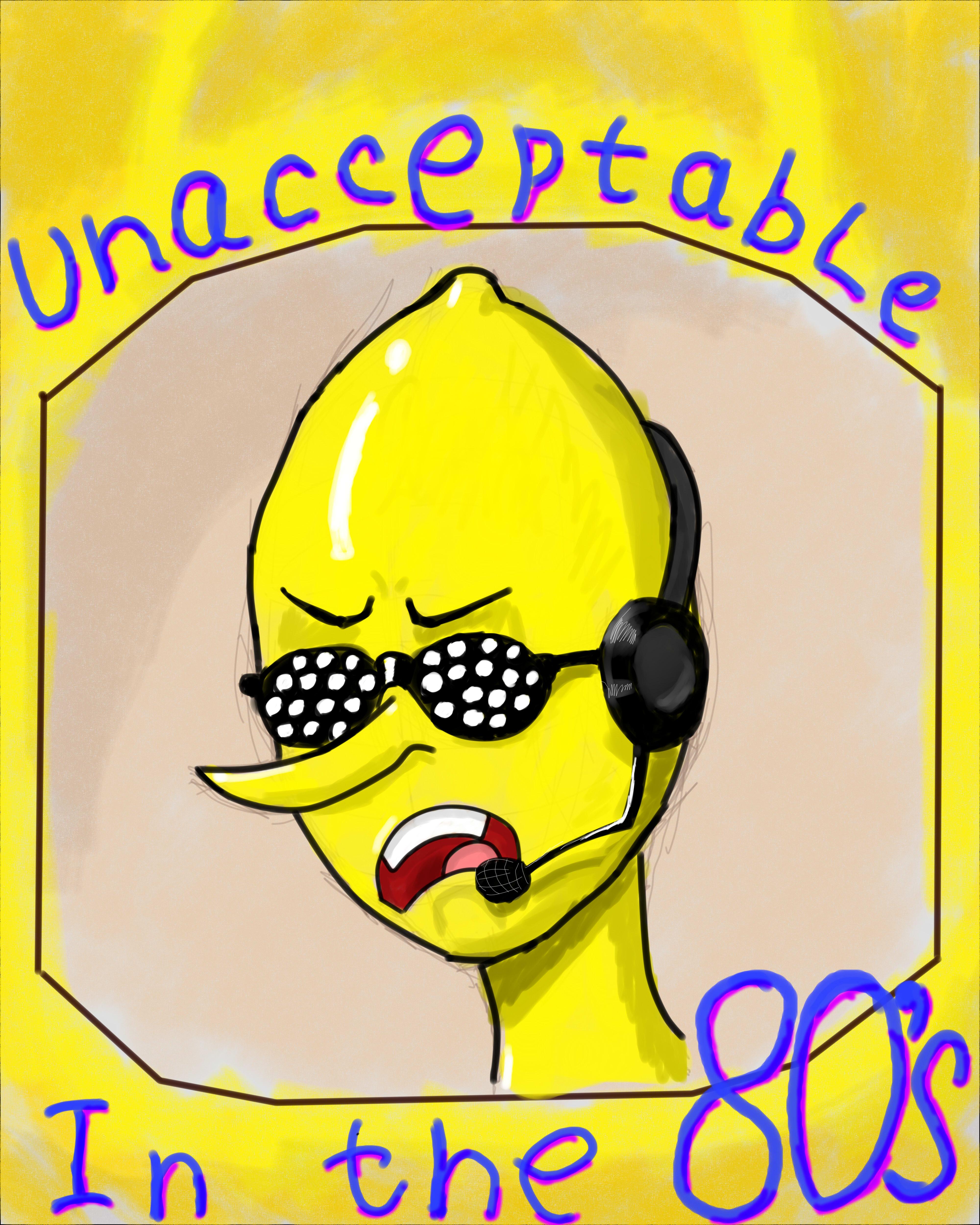 Unacceptable!