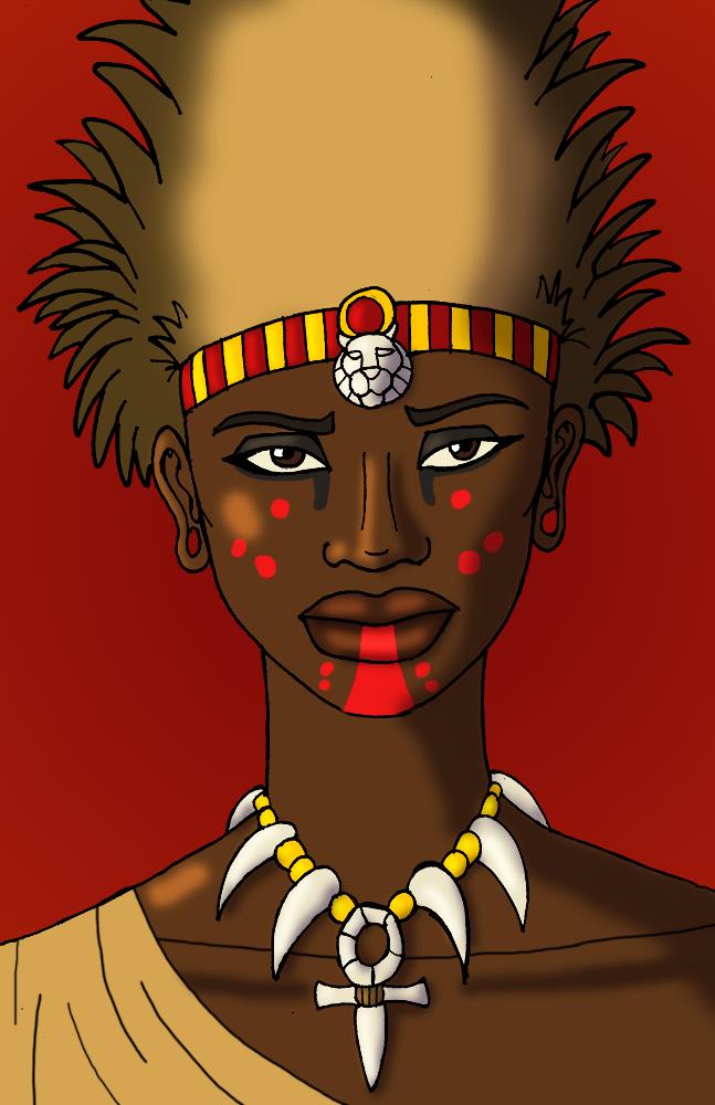 Priestess of Sekhmet