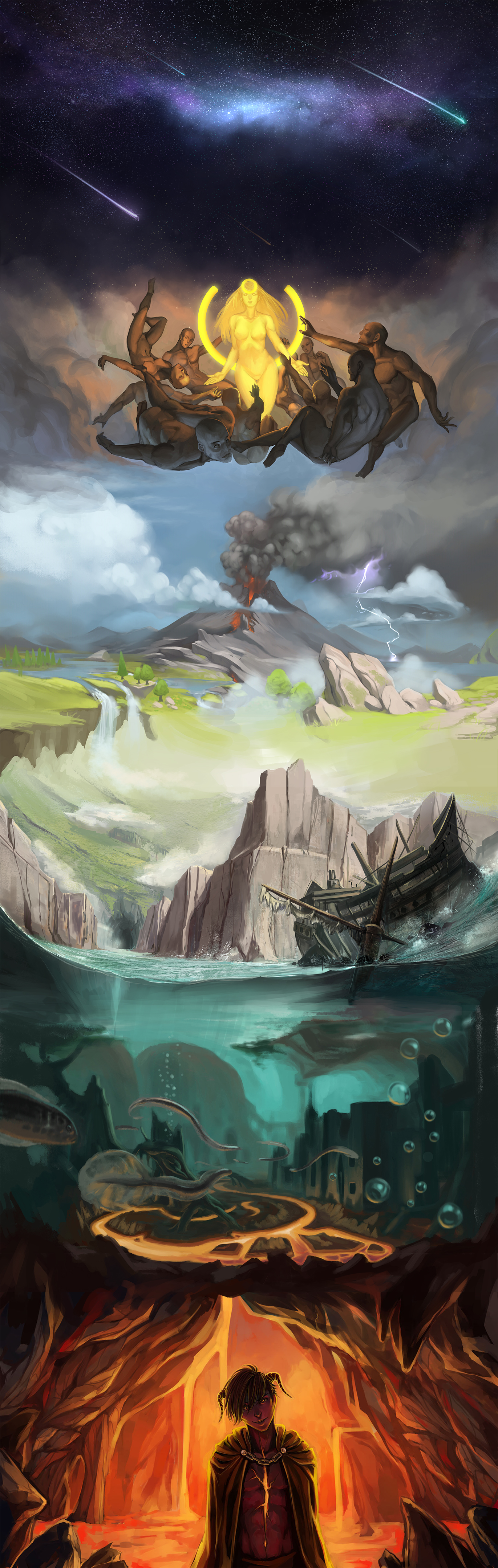 Power of Nature Murals