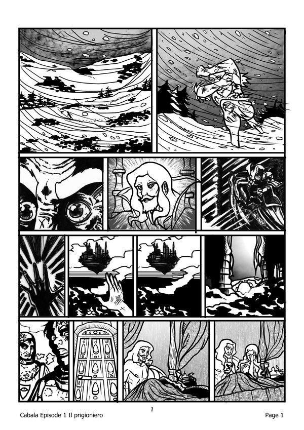 Page 1 B/W Version