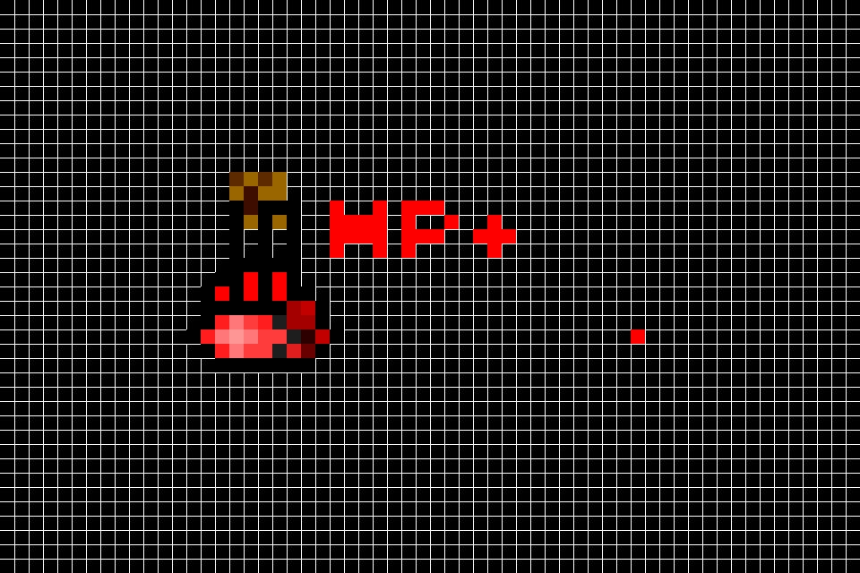 Pixel Health Potion