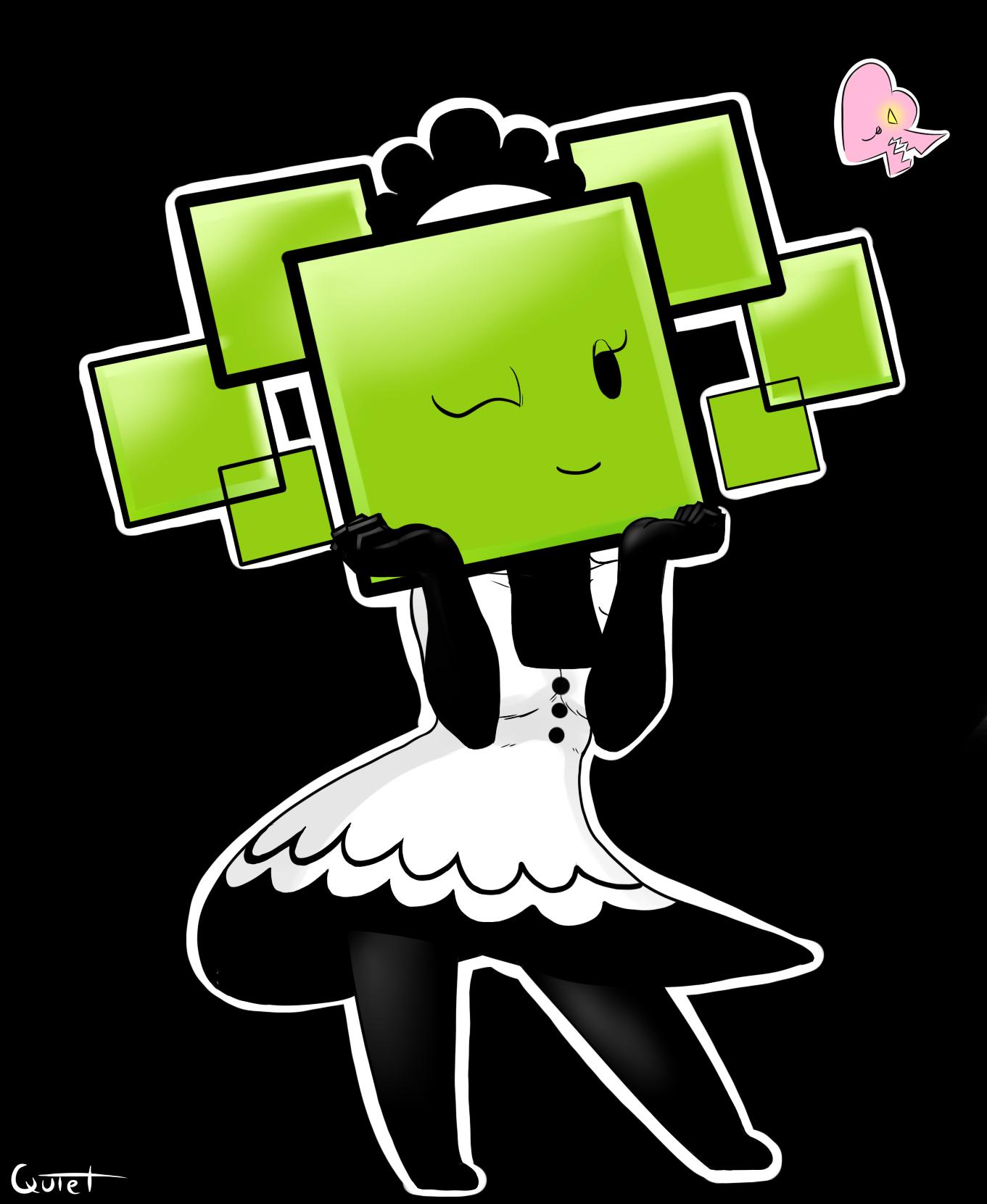 Mimi Super Paper Mario