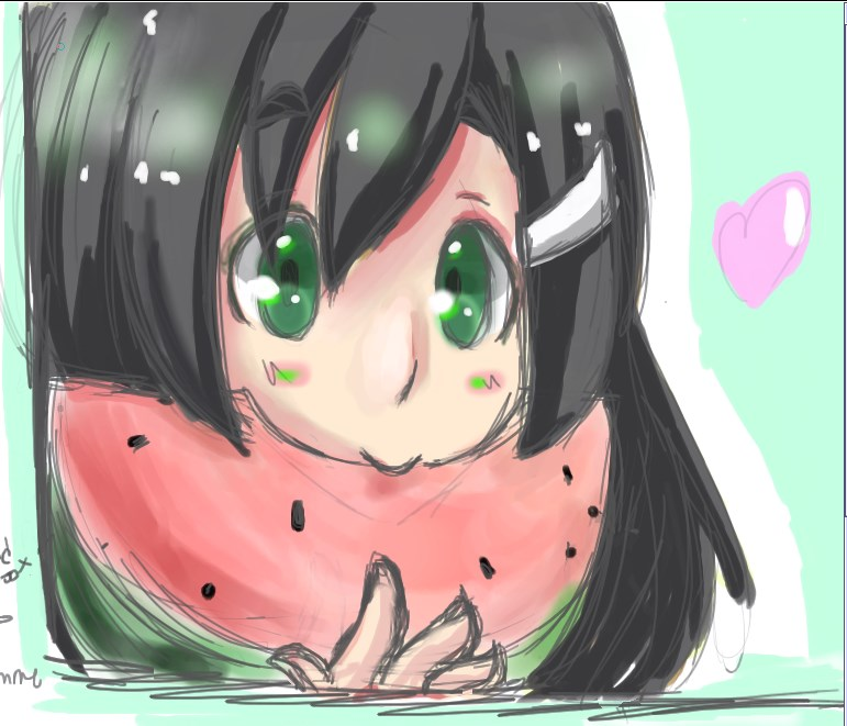 Watermelon quickie