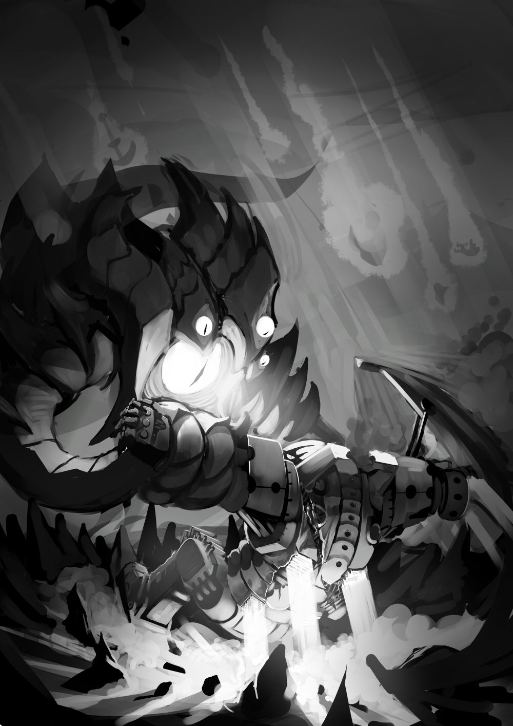 Monster Vel'koz vs Nautilus