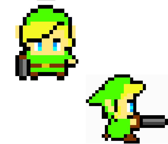 8-bit Link