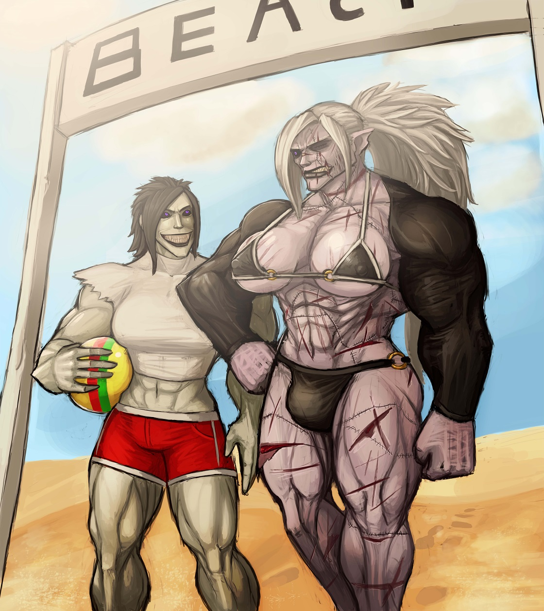 A behemoths holiday pt 2