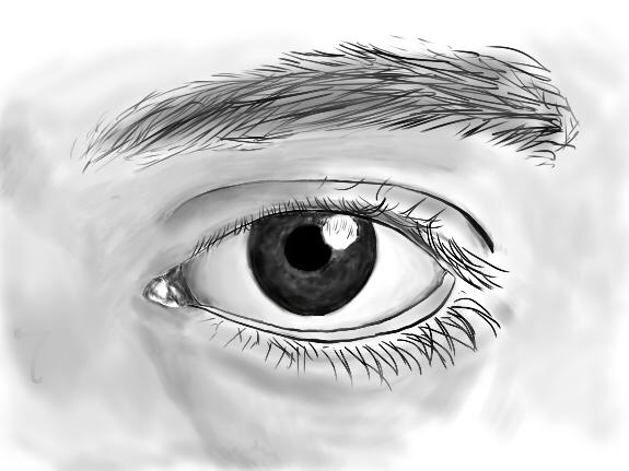 Eye Study(Geddit)