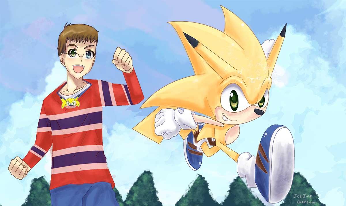 Sonichu Fan Art
