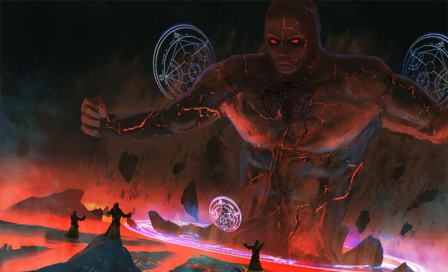 awakening the ancient