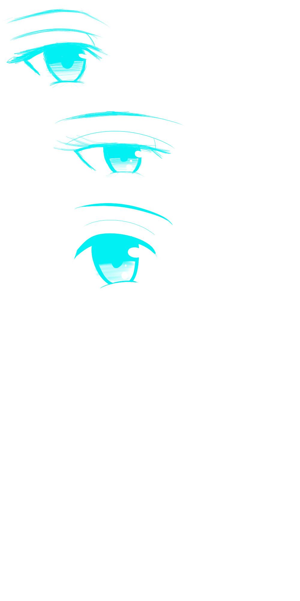 Staring at U