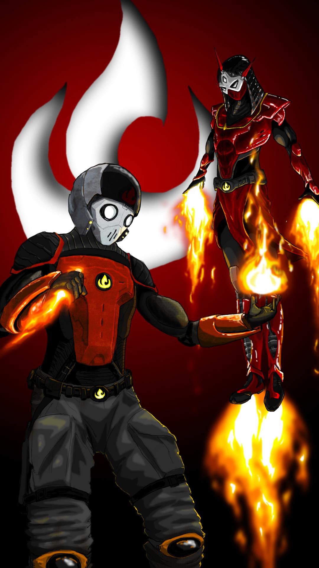Future Avatar: Firebenders