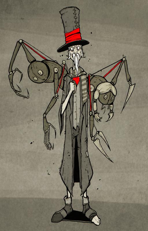 Marionette Hatter