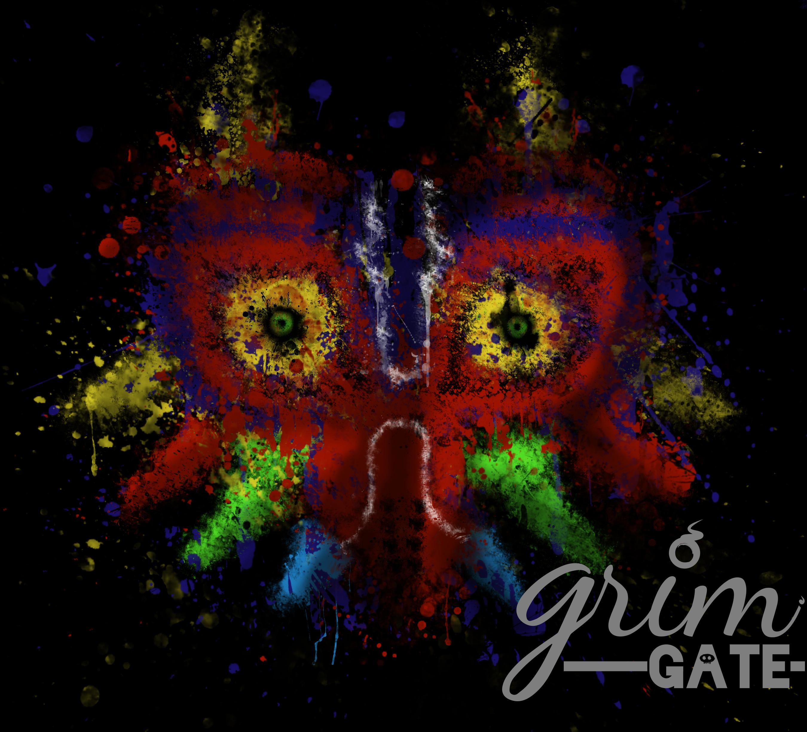 Majora's Mask Grunge