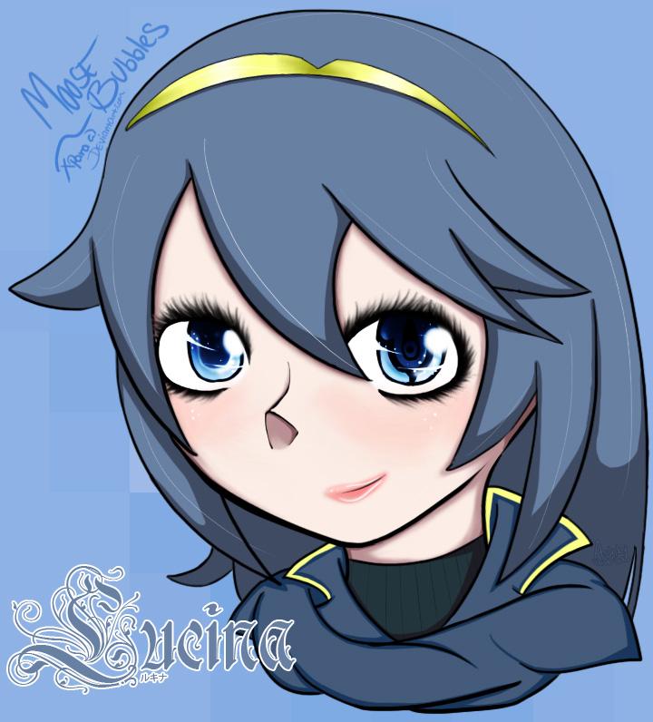 Lucina ~ Fire Emblem Awakening