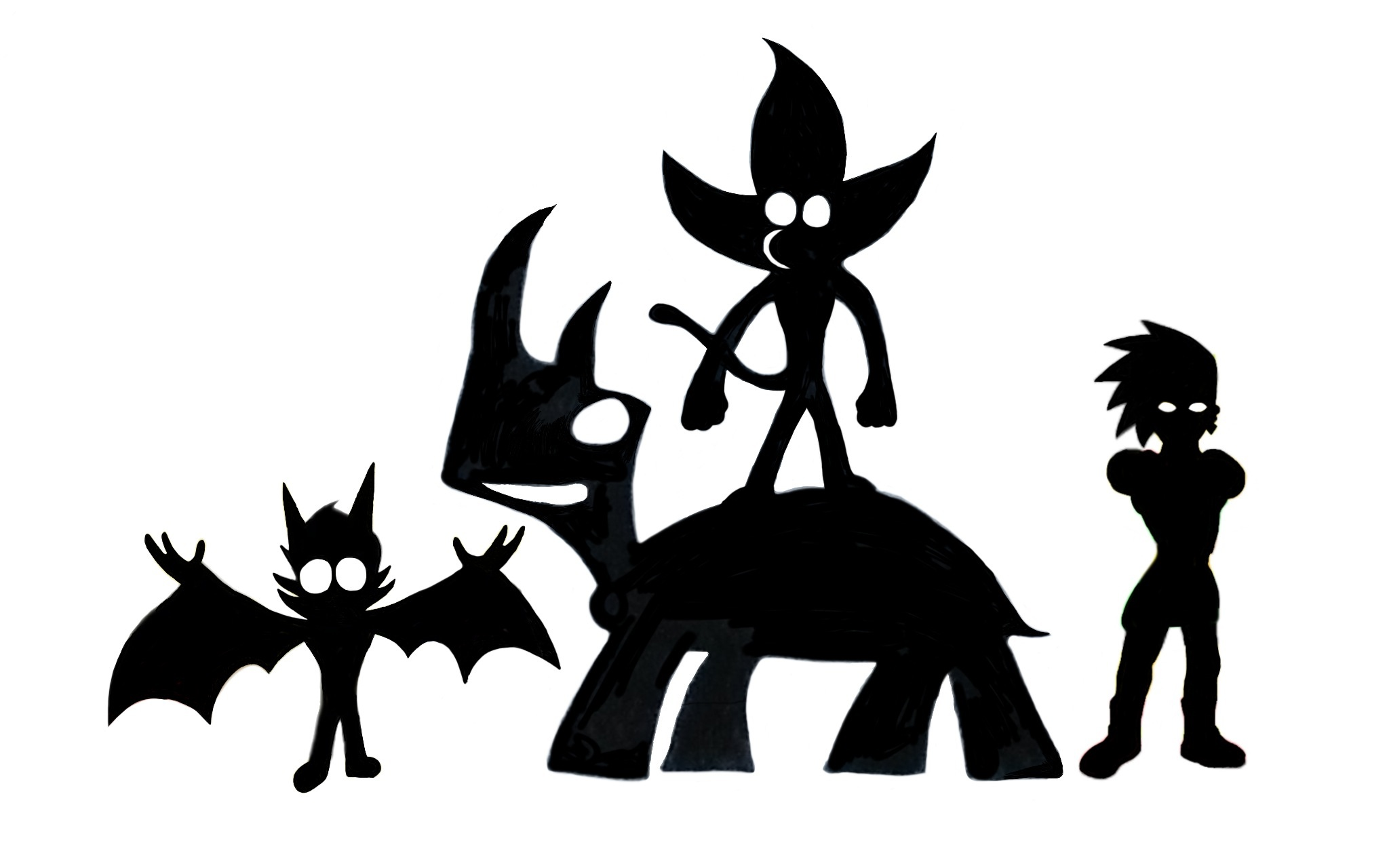 Toro and Tryce characters