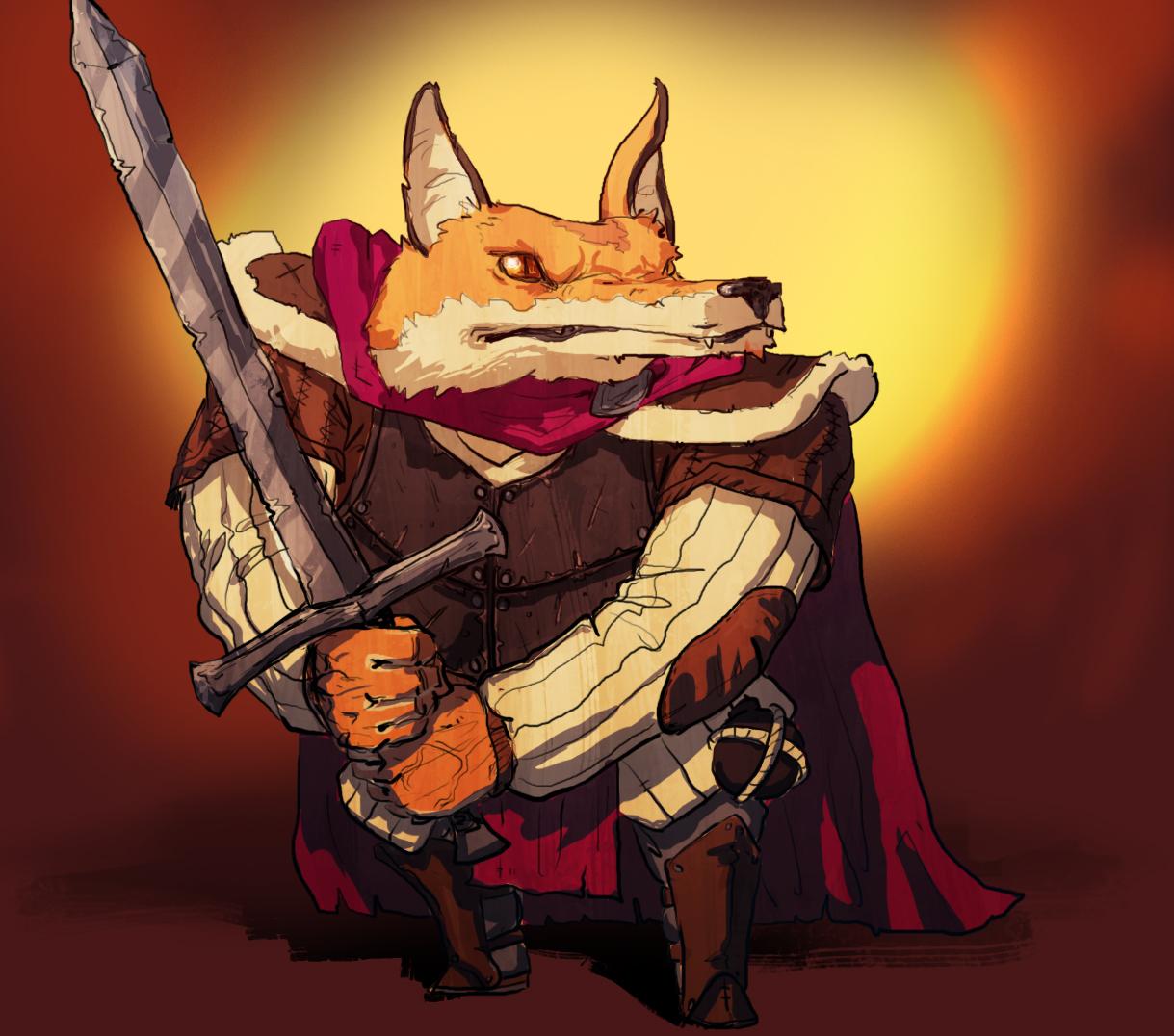 Sir Lancefox