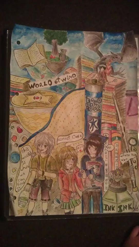 World Of Wind - finished