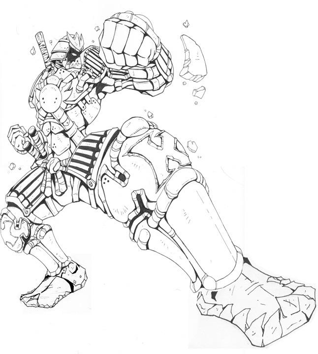 Samurai Knight