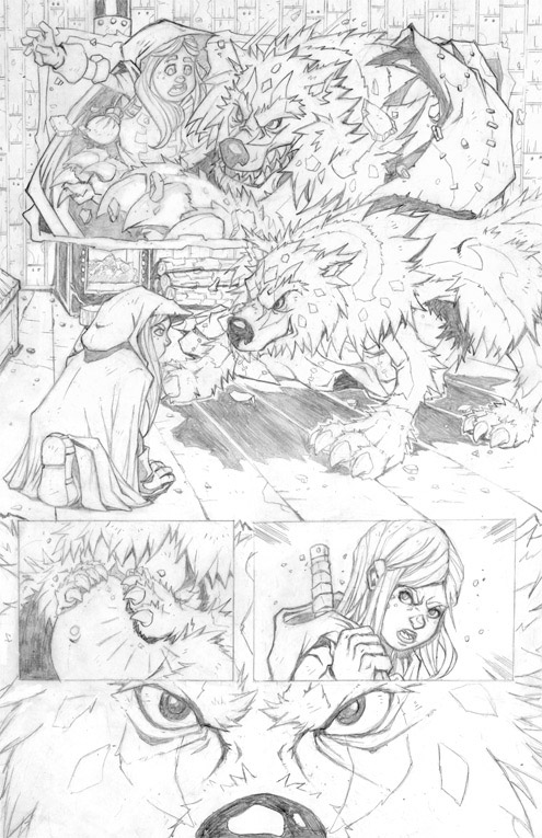 Battle for Ozellberg Page