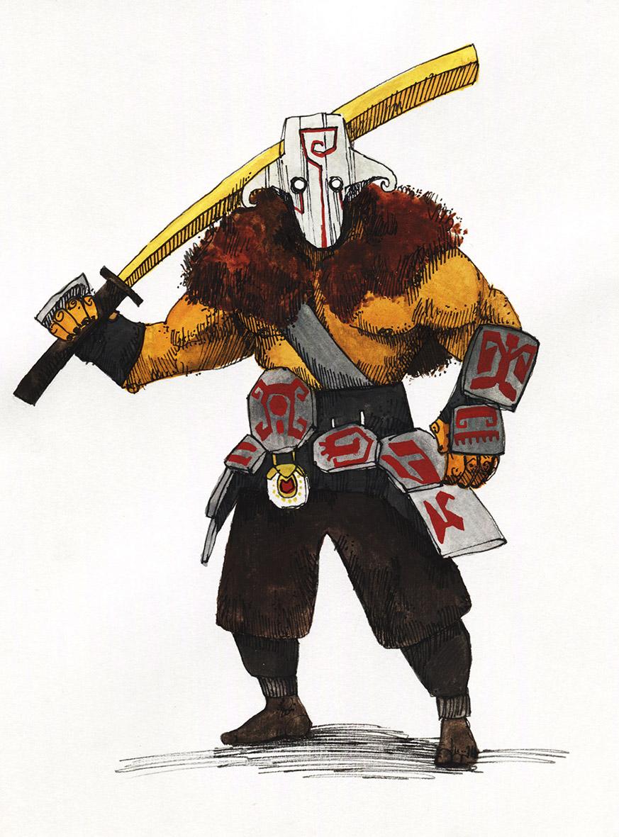 Dota 2 - Juggernaut