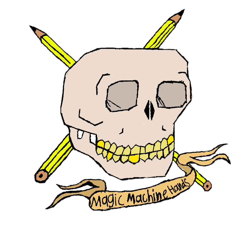 flat line skull