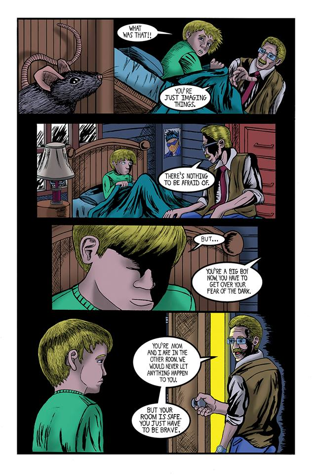 Hiding in the Shadows page 2