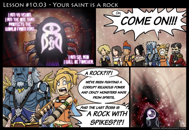 Final Fantasy Lesson #10.03