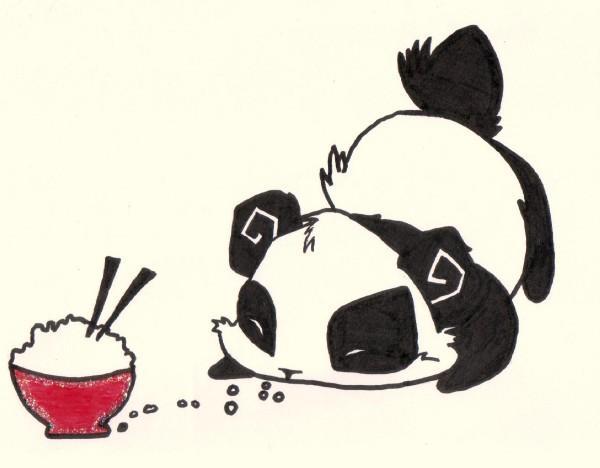Everyone loves a PANDA!!!