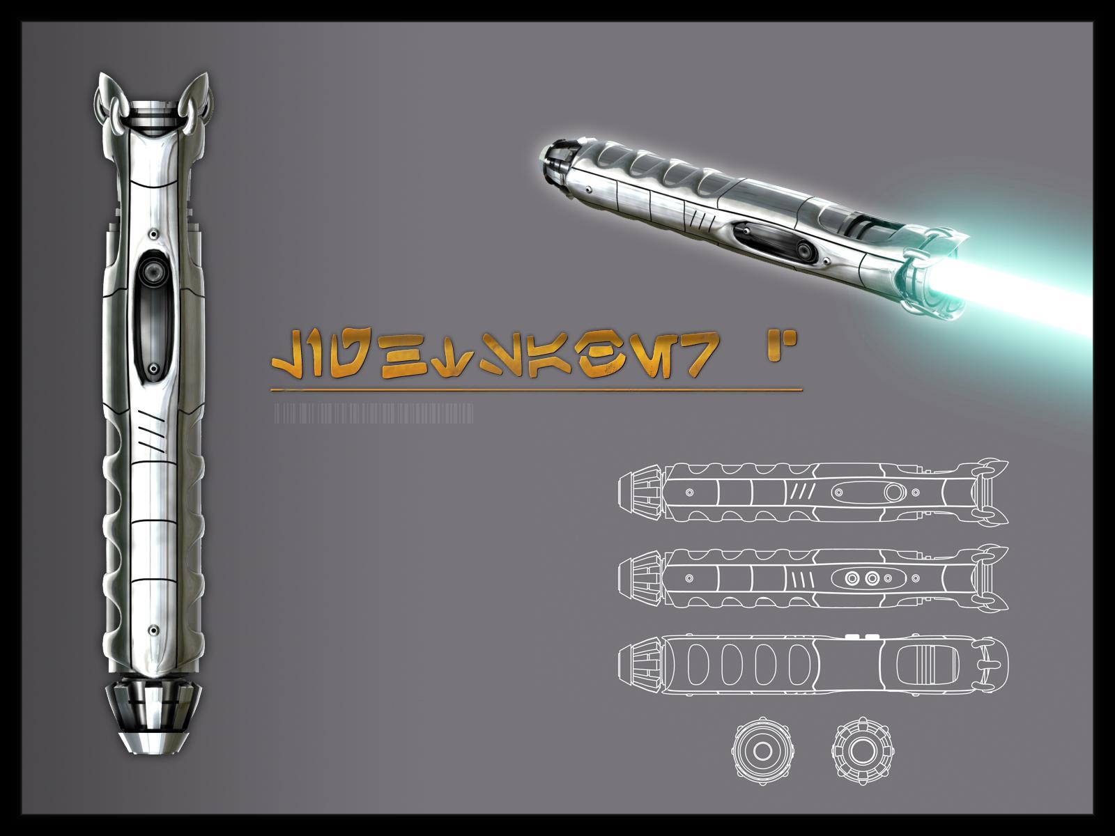 Lightsaber v4.0