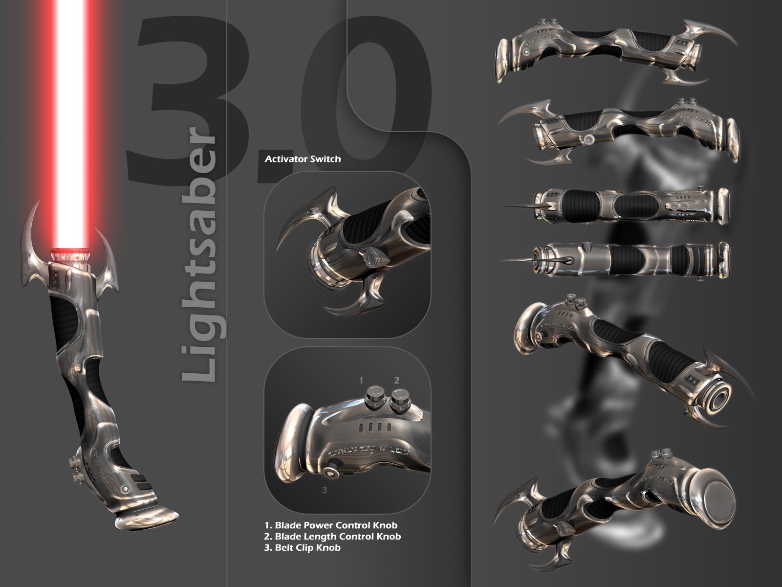 Lightsaber v3.0