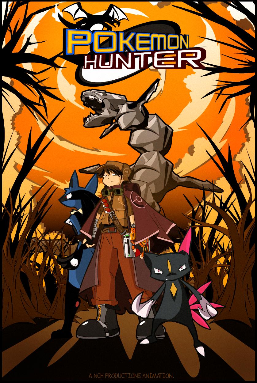 Pokemon Hunter poster