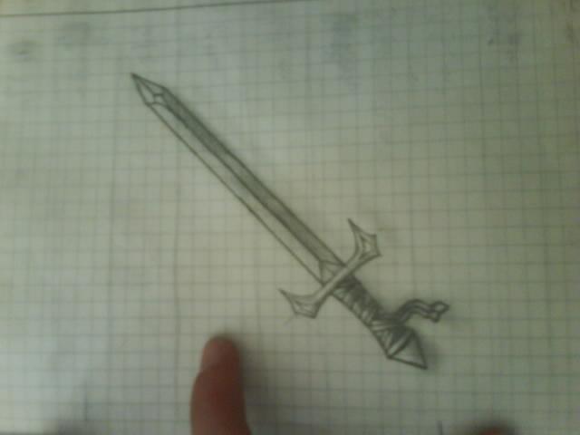 It's a Sword.....