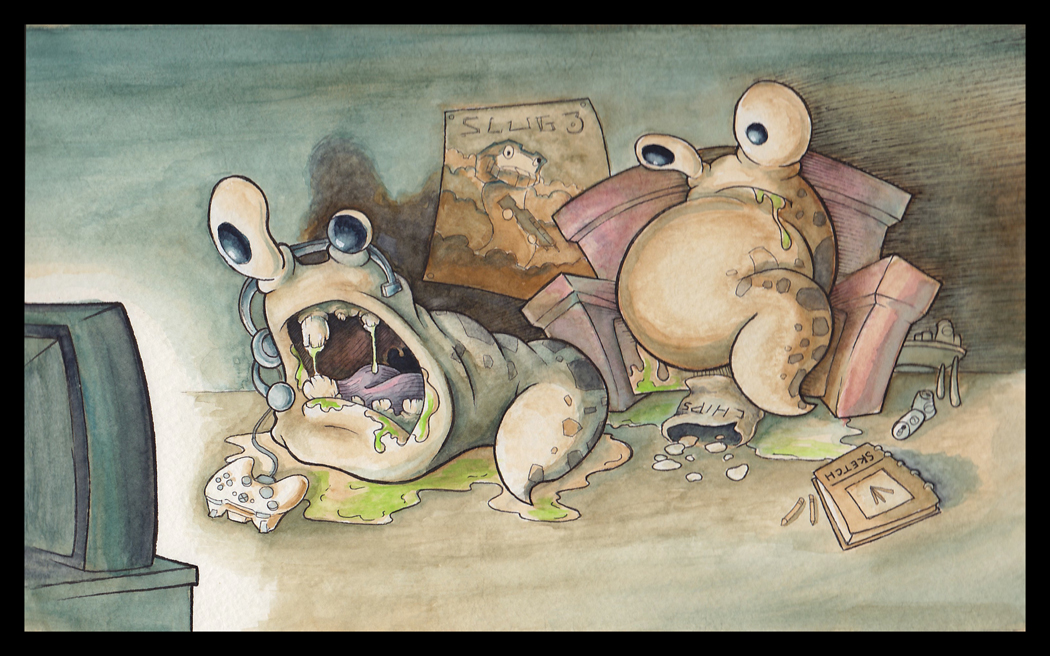 Slug Gamers